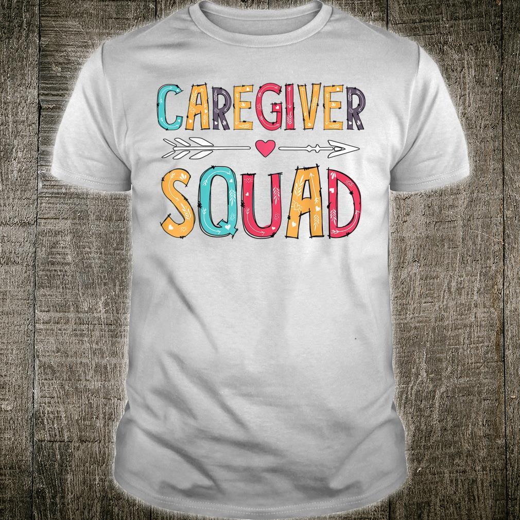 Caregiver Shirt