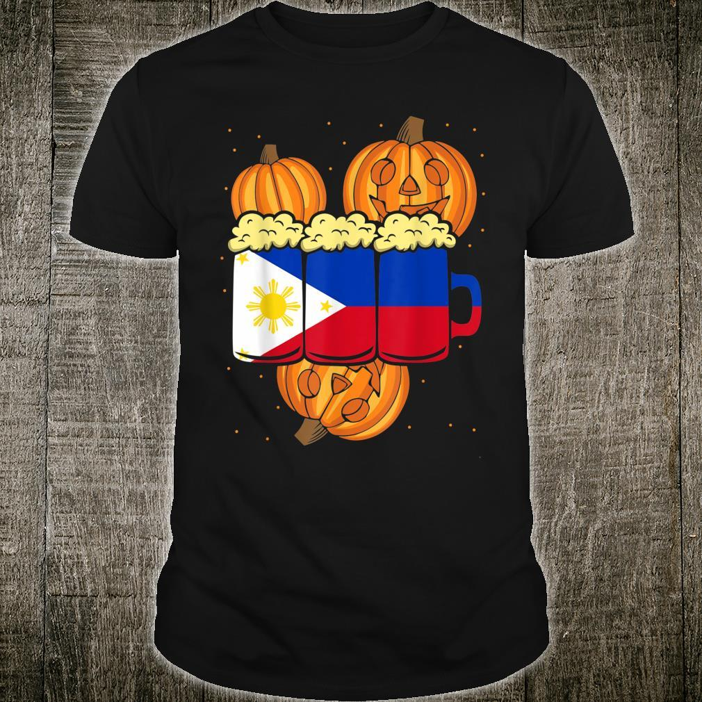 Halloween Philippines Beer Design for a Halloween Party Shirt