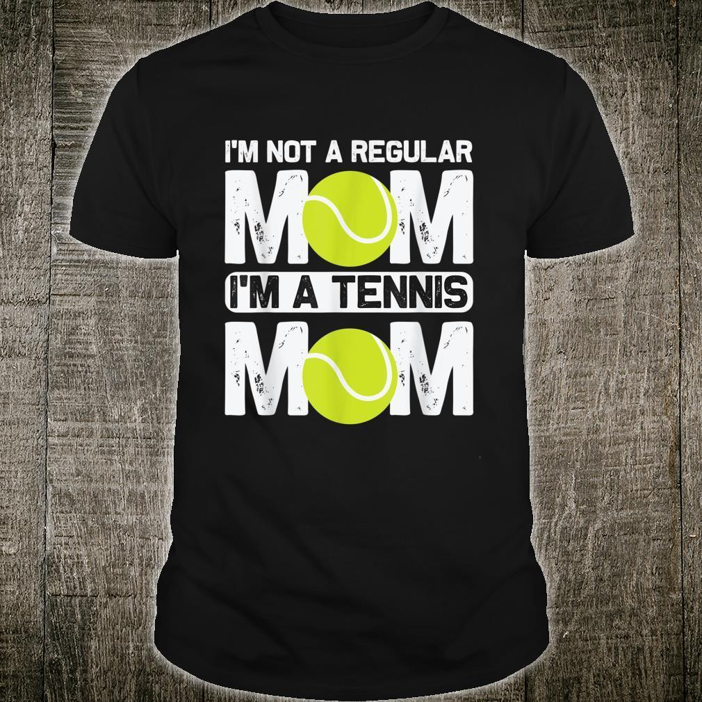 Ich kann nicht mein Sohn hat Tennis Shirt
