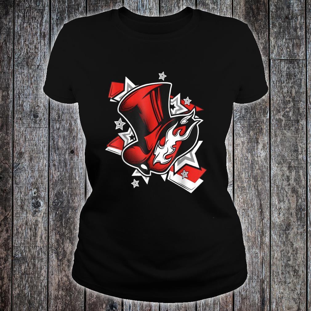 P.e.r.s.o.n.a 5 Royal The P.h.a.n.t.om Shirt ladies tee