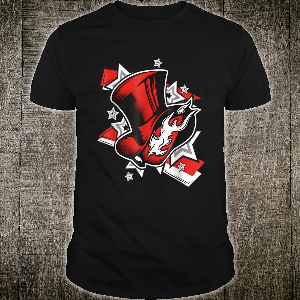 P.e.r.s.o.n.a 5 Royal The P.h.a.n.t.om Shirt
