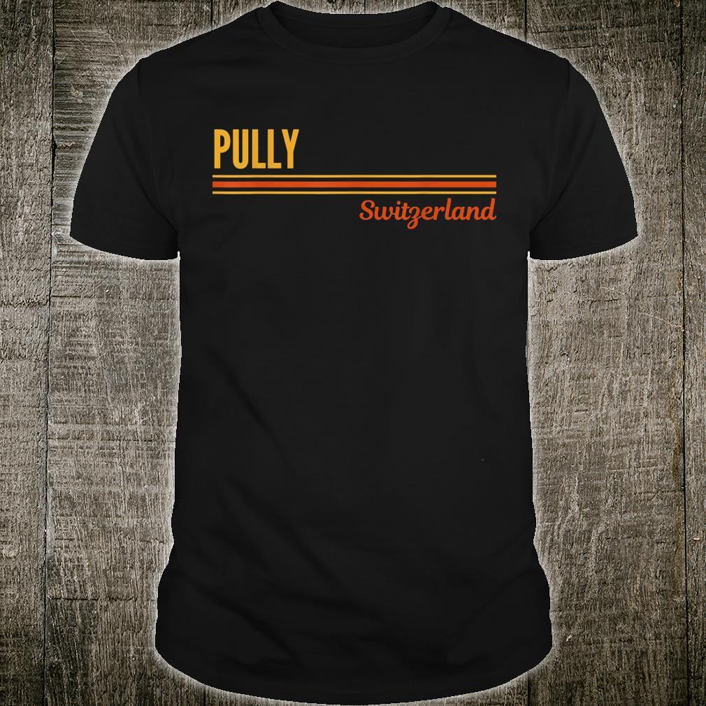 Pully Switzerland Shirt