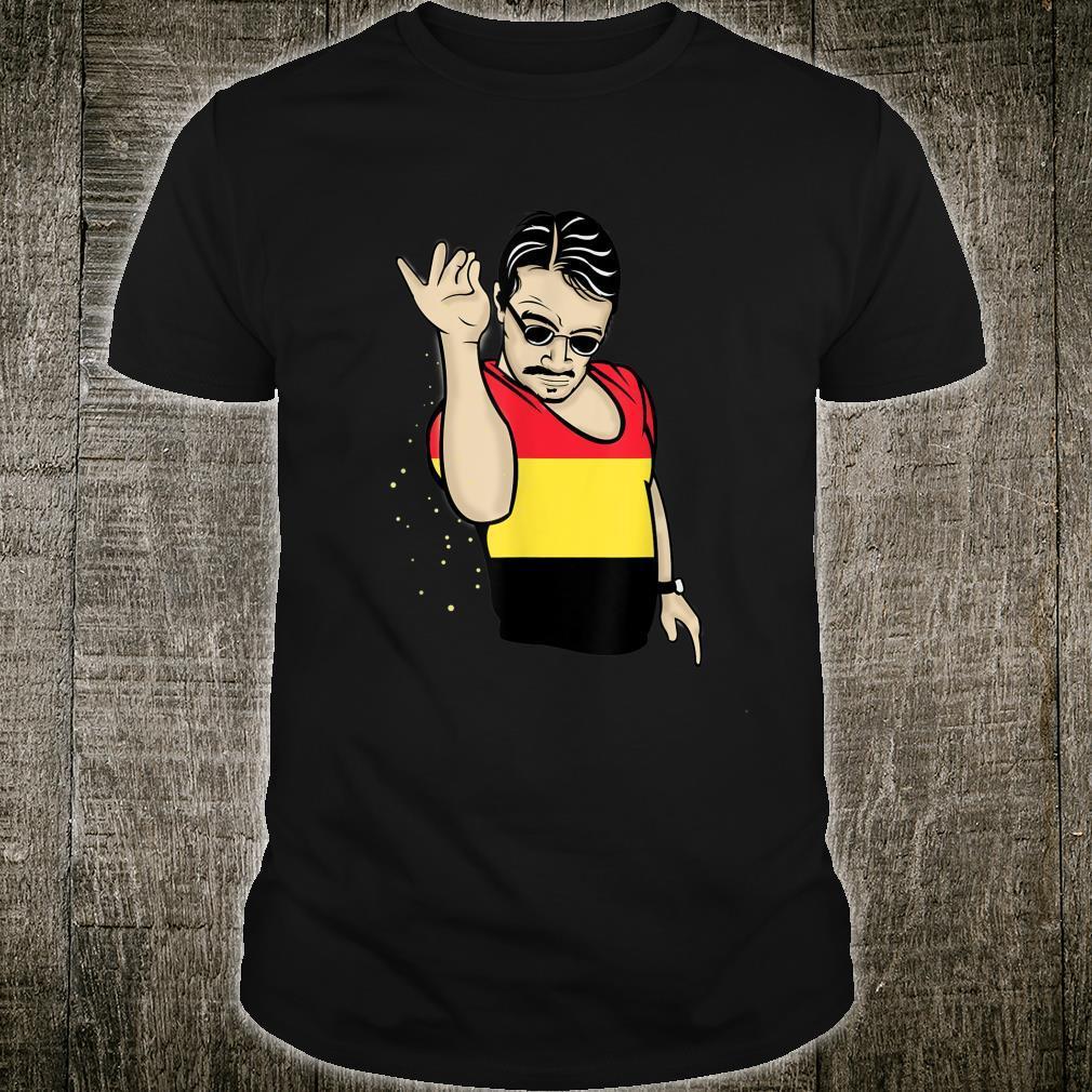 Salt Soccer Belgium Jersey World Shirt Belgian Football Shirt