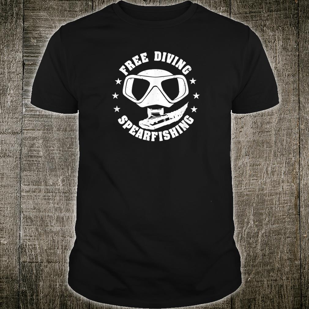 Scuba Diving Gear Scuba Diving Equipment Shirt