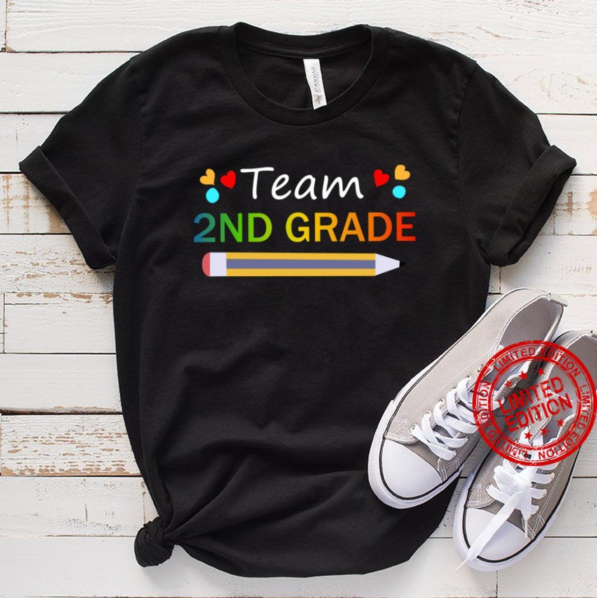 Team Second Grade Shirt