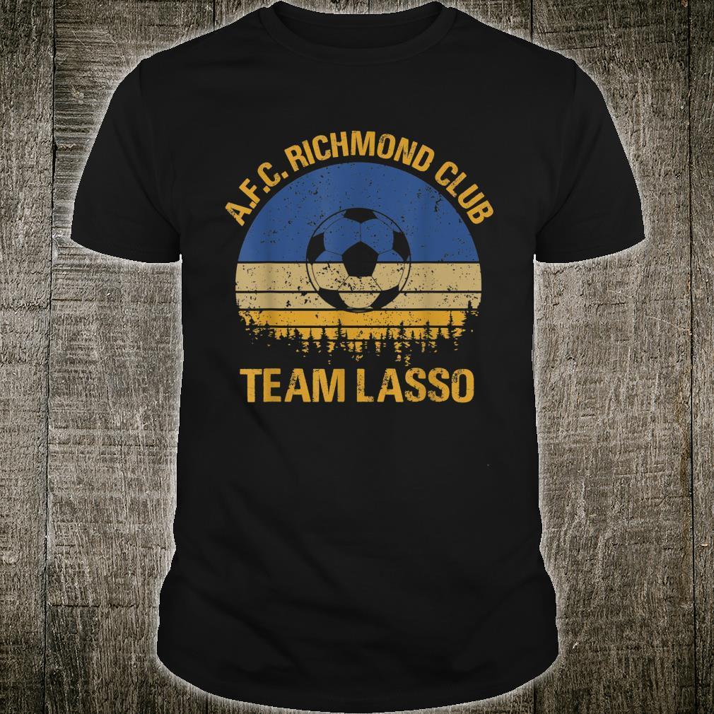 Vintage Richmond, Team Lasso, Coach, Believe Shirt