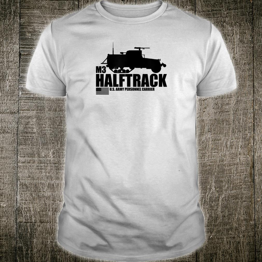 WW2 M3 Halftrack Shirt