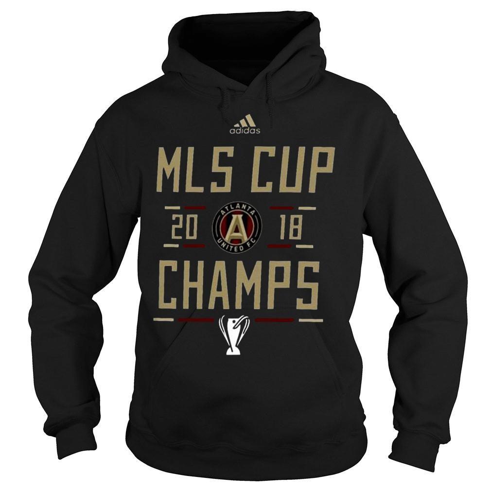 2018 mls cup atlanta united championship shirt hoodie