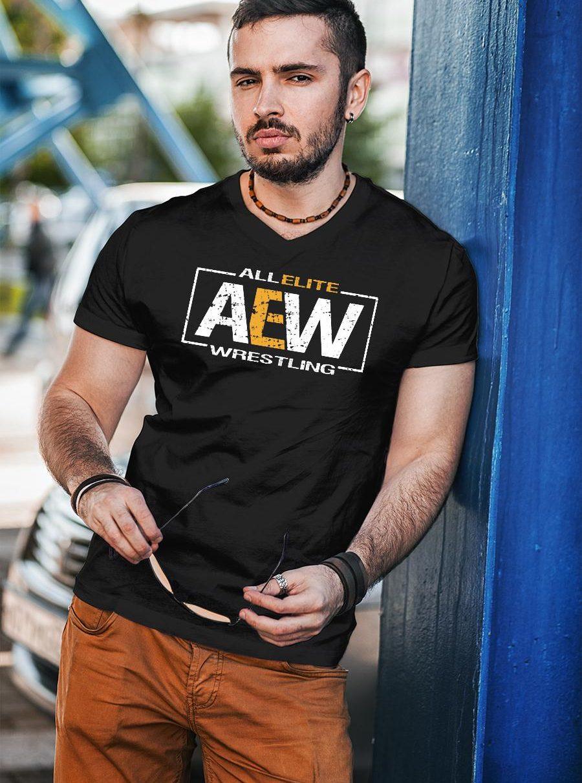 All Elite AEW Wrestling shirt unisex