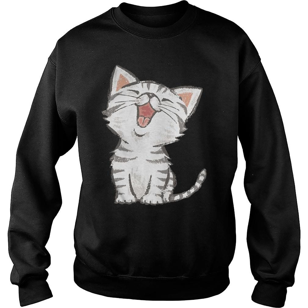 American shorthair cat shirt sweater