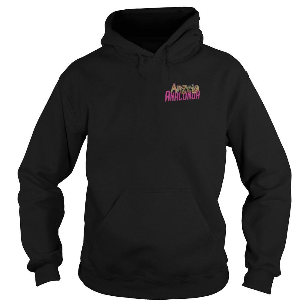 Angela Anaconda sexy shirt hoodie