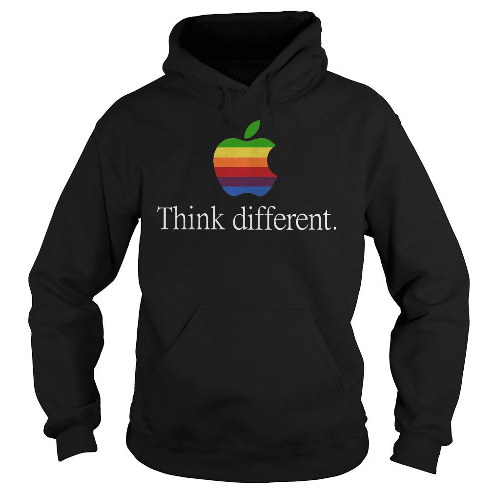 Apple think different shirt hoodie