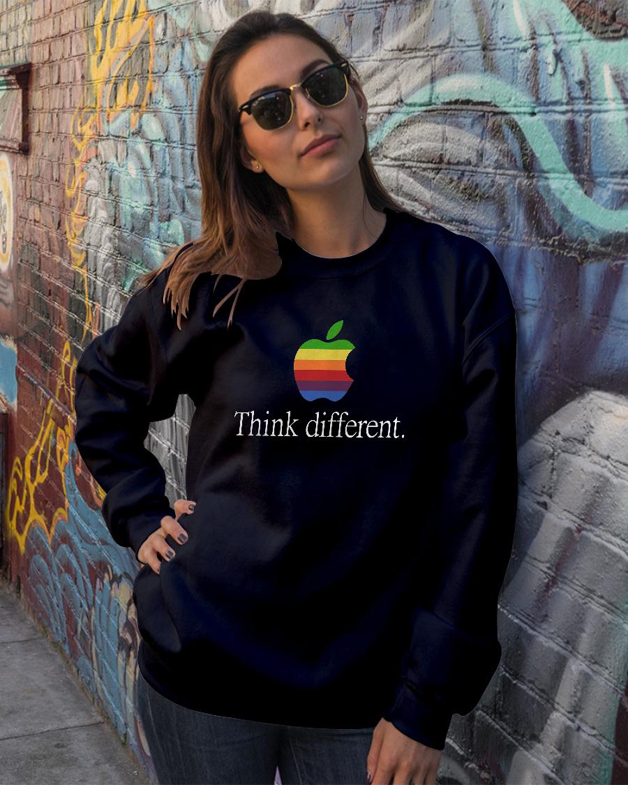 Apple think different shirt sweater official