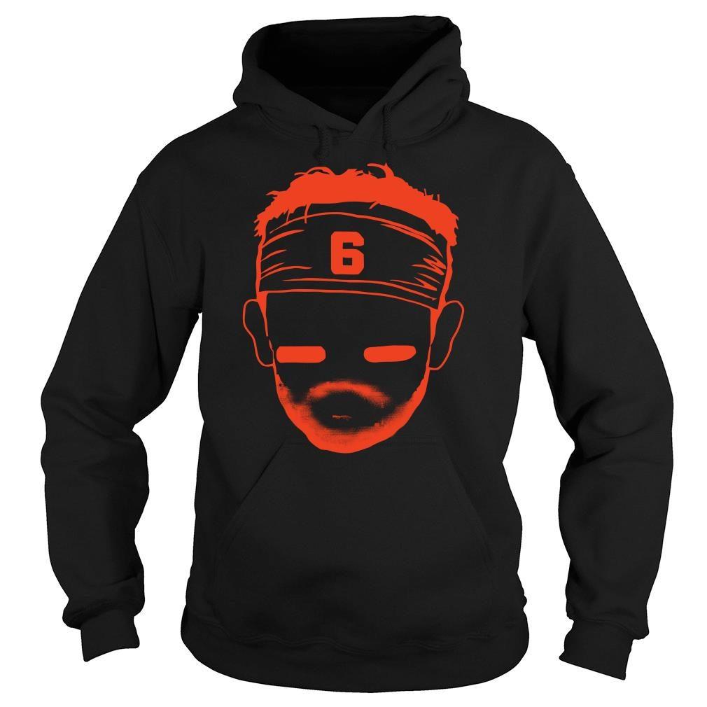 Barstool baker mayfield shirt hoodie
