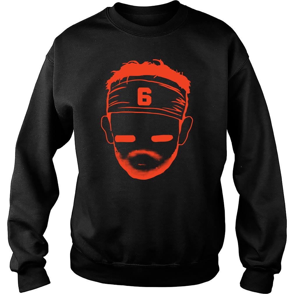 Barstool baker mayfield shirt sweater