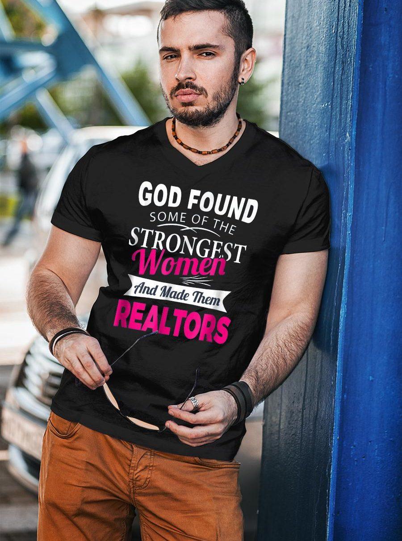God Strong Women Career shirt unisex