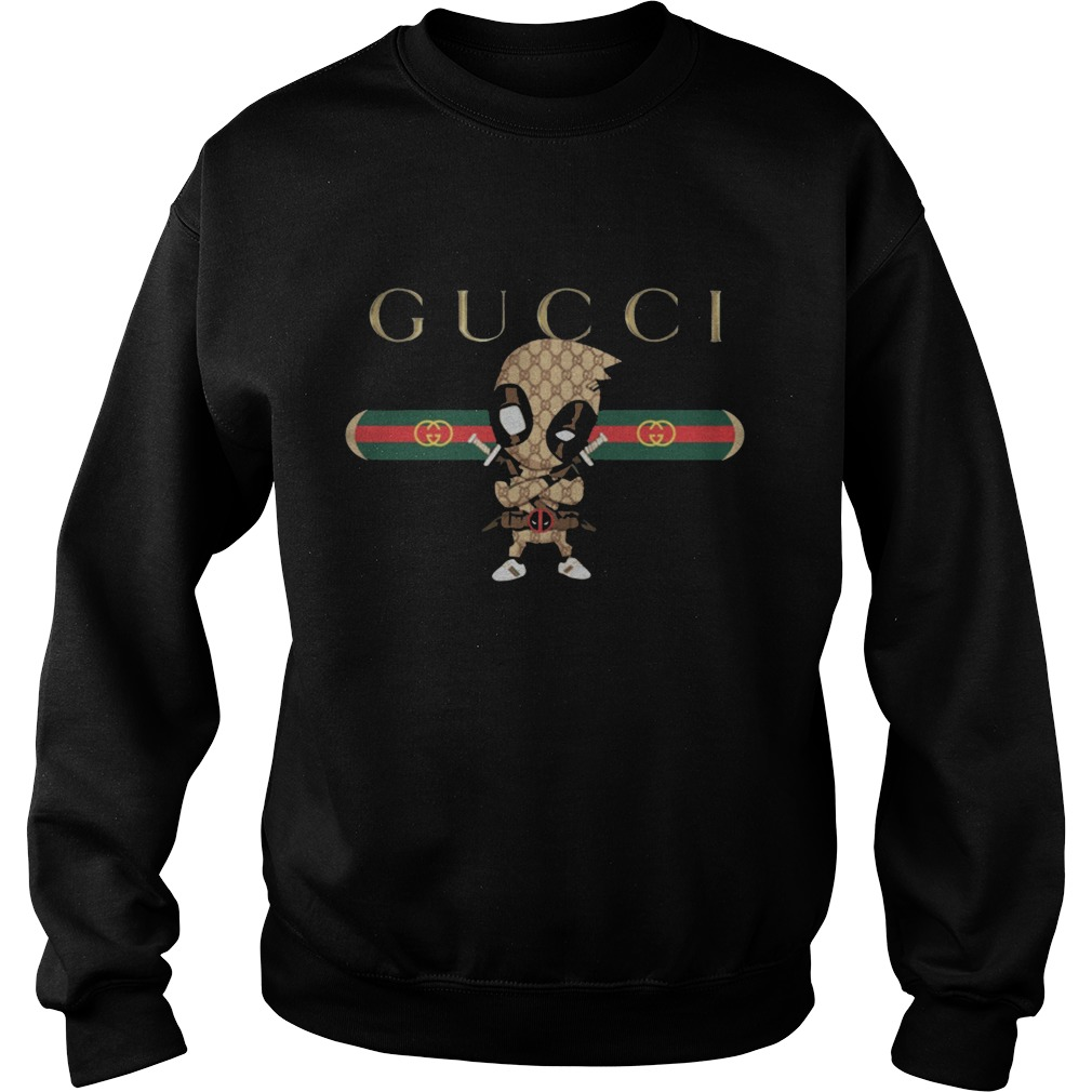 Gucci Deadpool shirt sweater