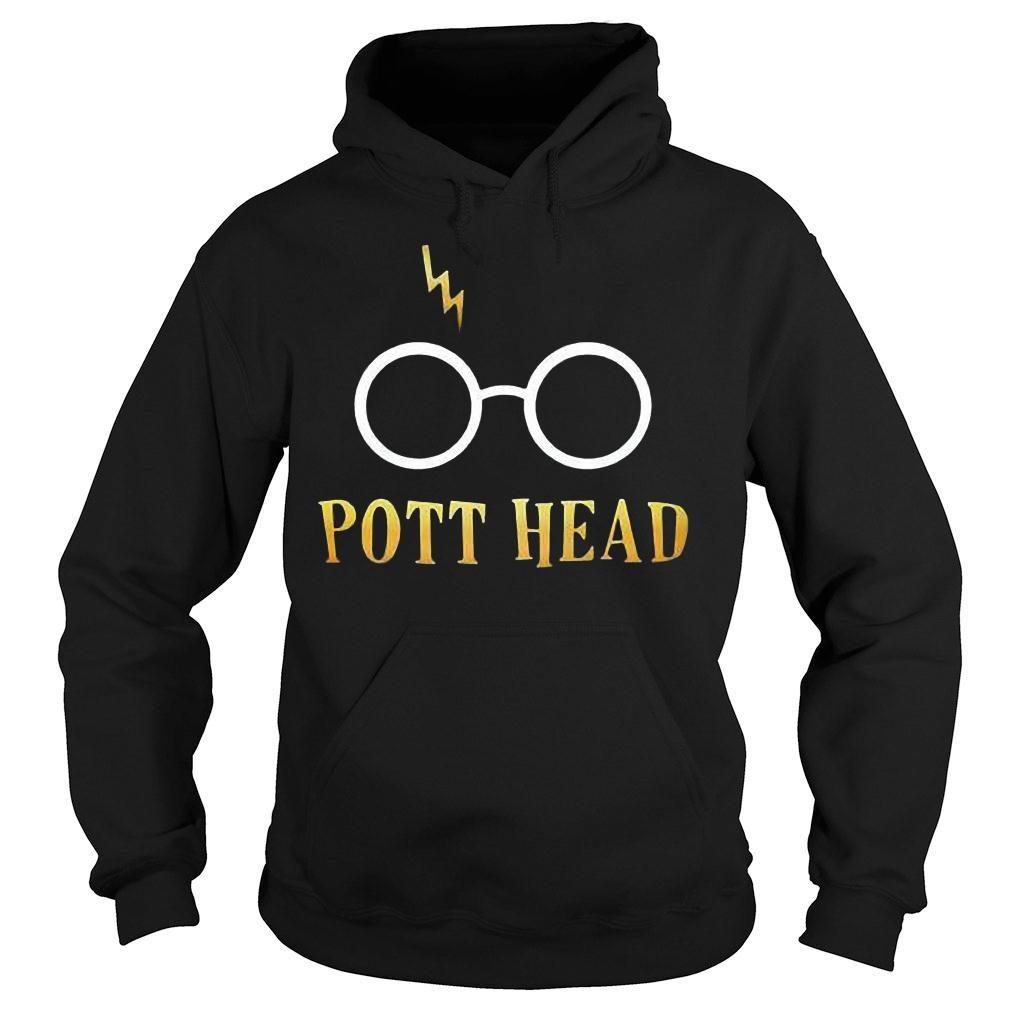 Harry potter pott head shirt hoodie