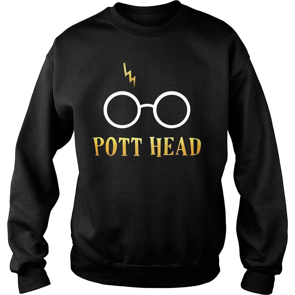 Harry potter pott head shirt sweater