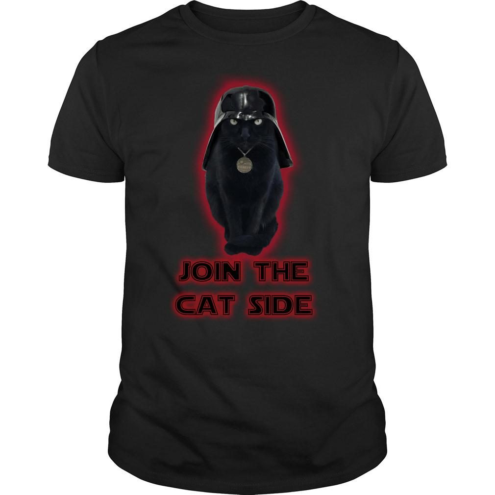 Join The Cat Side Shirt
