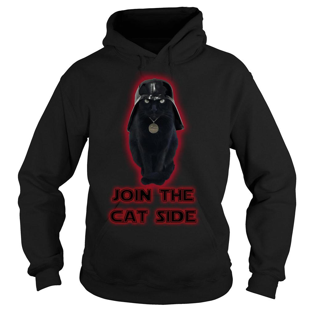 Join The Cat Side Shirt hoodie