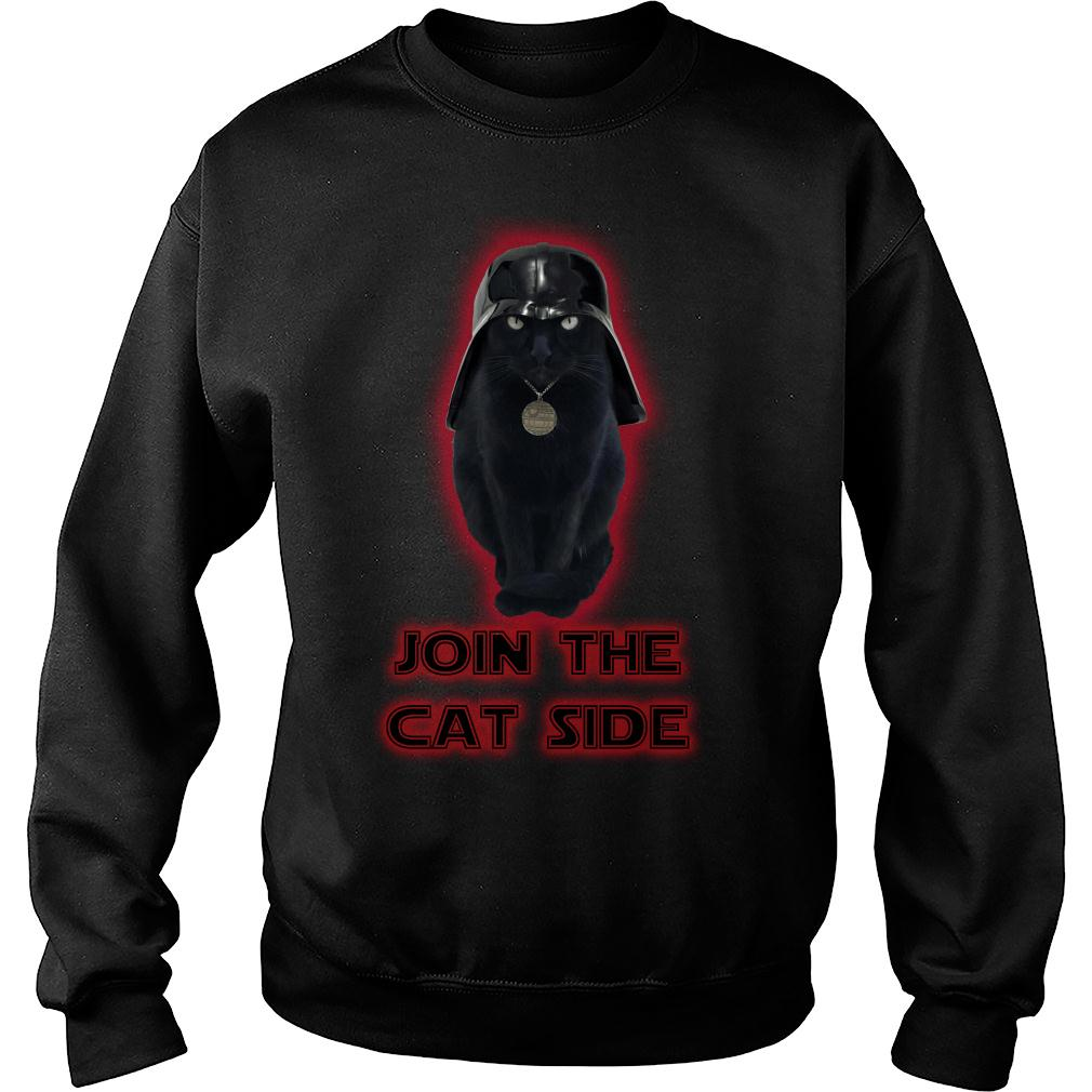 Join The Cat Side Shirt sweater