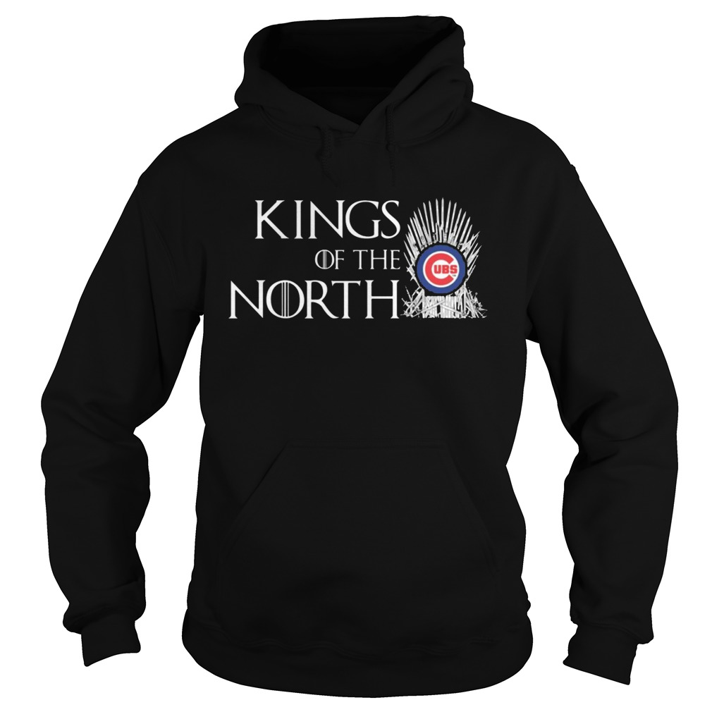 Kings of the north Chicago Cubs shirt hoodie