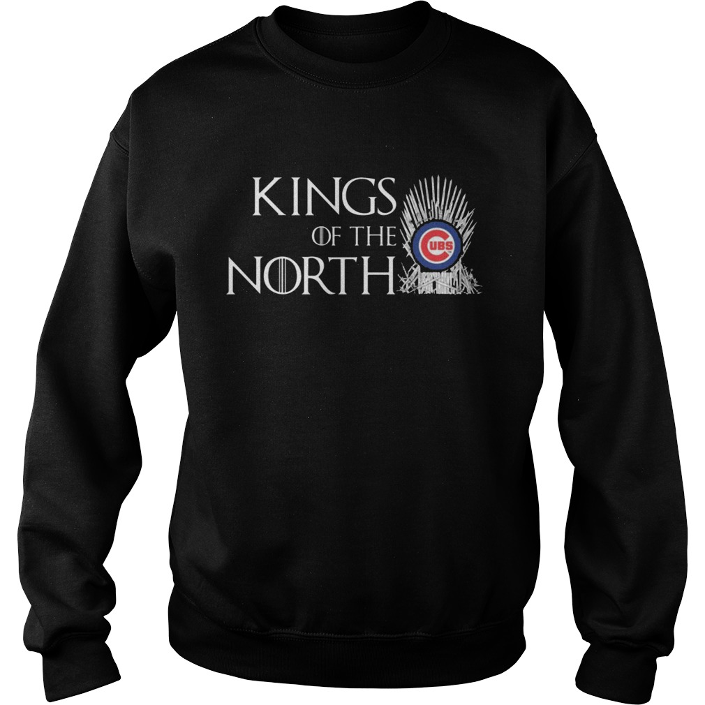 Kings of the north Chicago Cubs shirt sweater