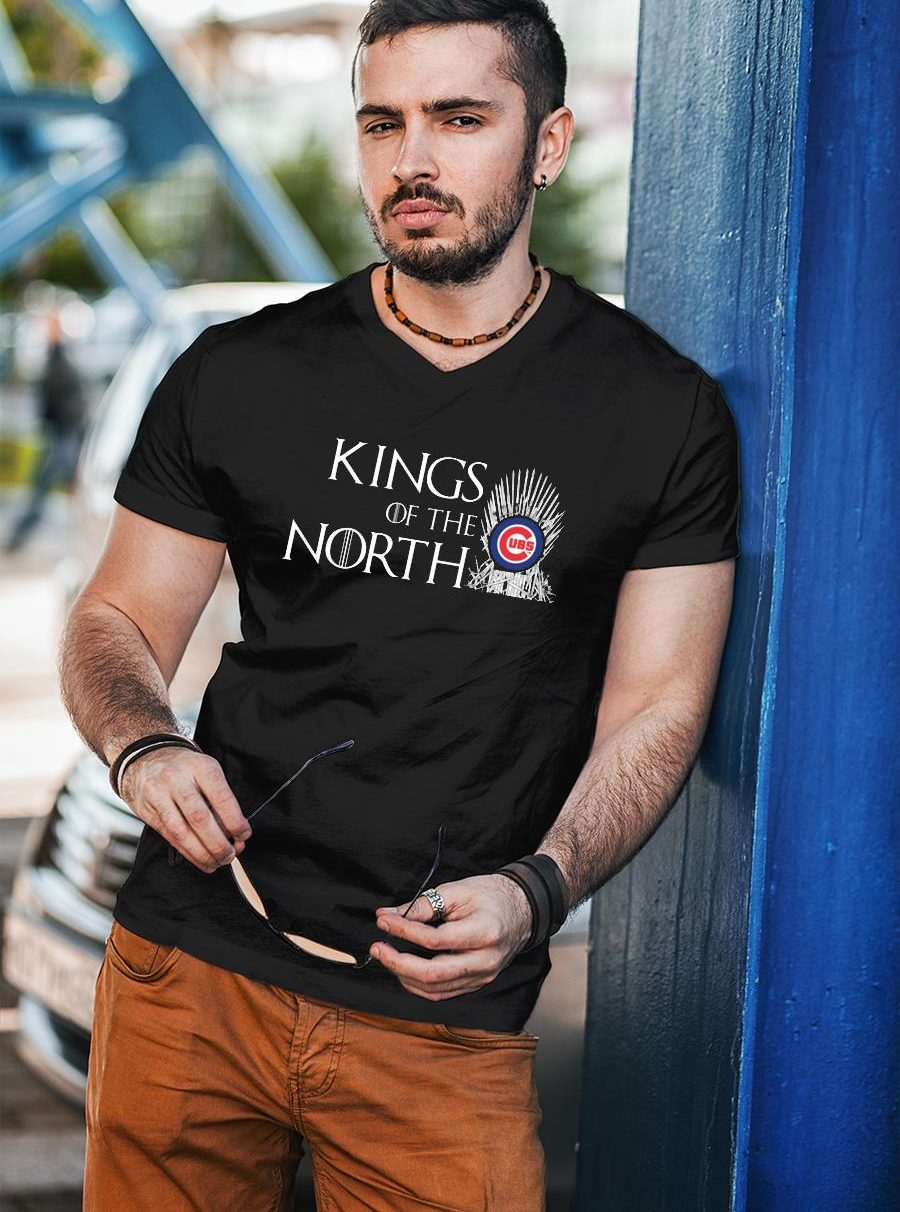 Kings of the north Chicago Cubs shirt unisex