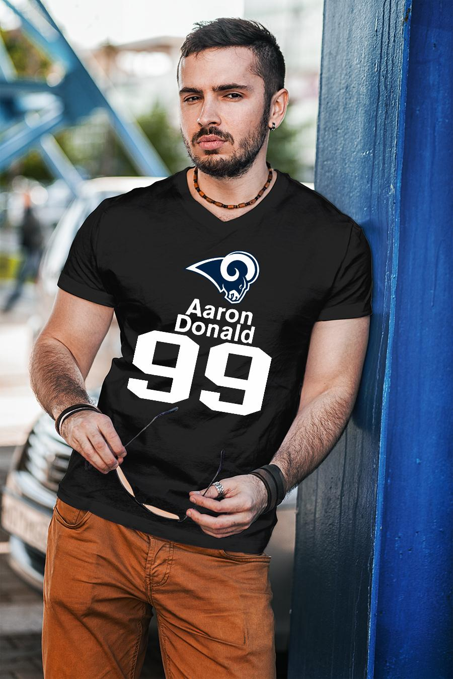 Los Angeles Rams Aaron Donald No shirt unisex