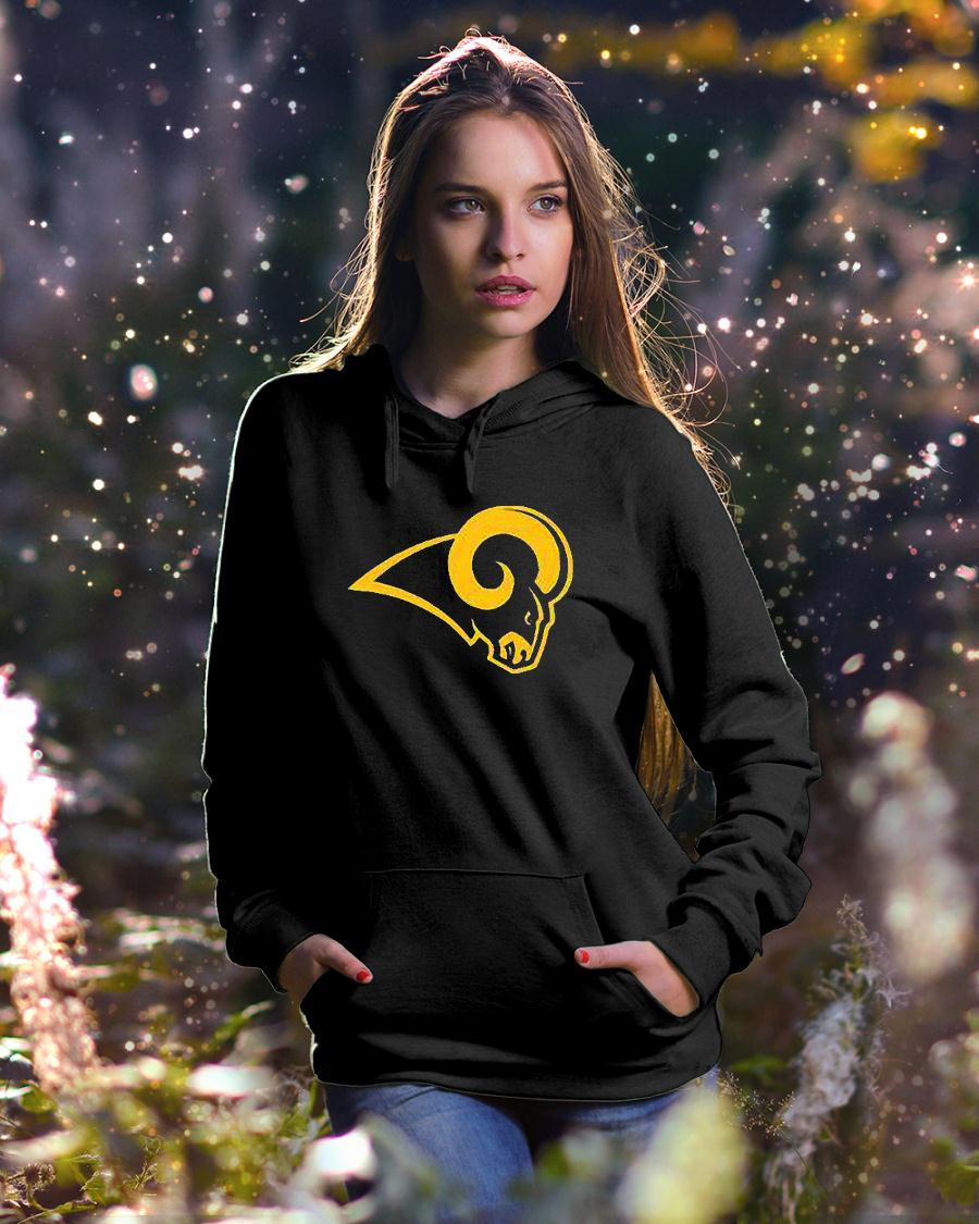 Los Angeles Rams championships t shirt hoodie unisex