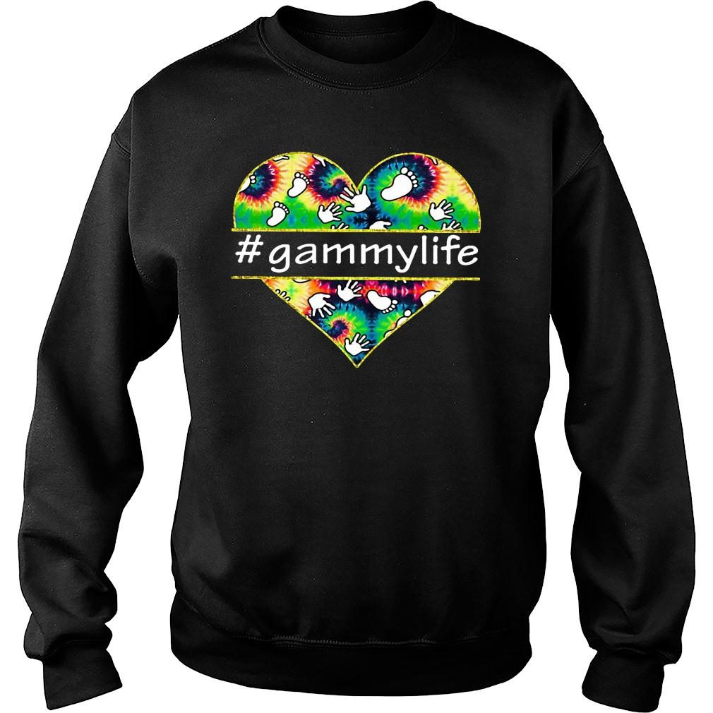 Love heart gammylife shirt sweater