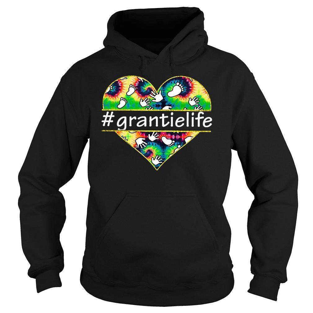 Love heart grantielife shirt hoodie