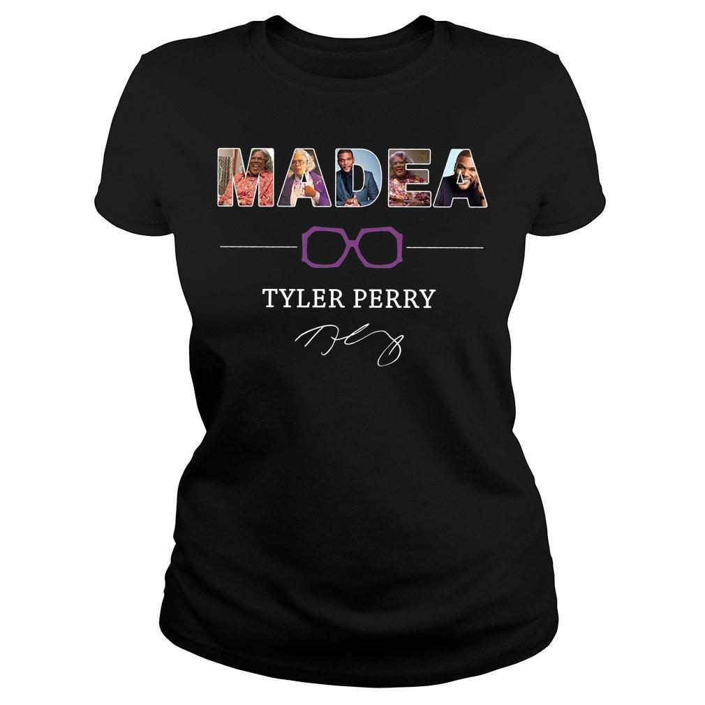 Madea tyler perry shirt ladies tee