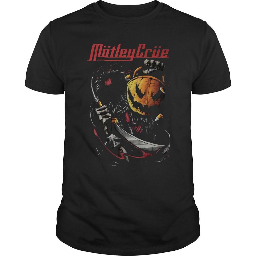 Motley crue official shirt