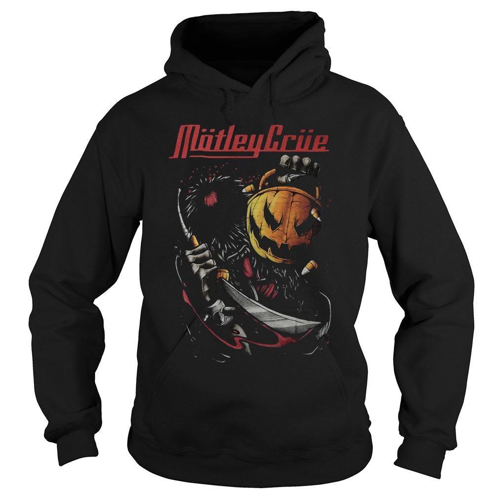 Motley crue official shirt hoodie