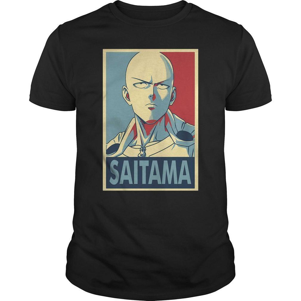 One punch man Saitama shirt