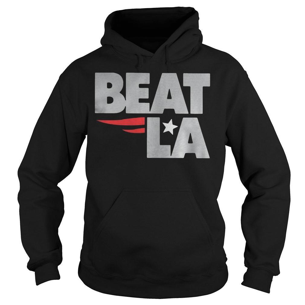 Patriots Beat LA Shirt hoodie