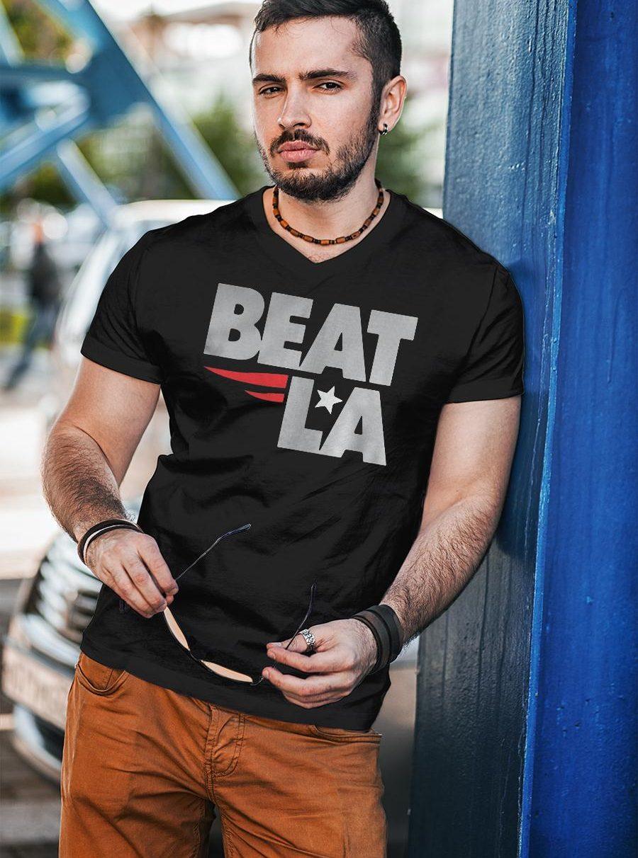 Patriots Beat LA Shirt unisex