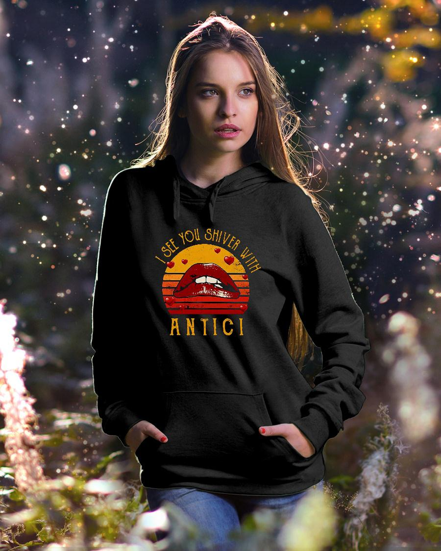 Rocky horror lips i see you shiver with antici retro vintage shirt hoodie unisex