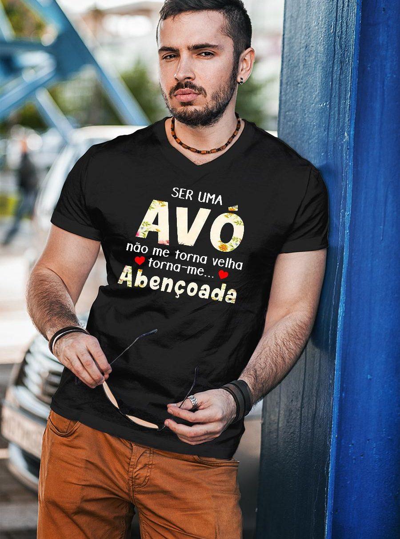 Ser uma AVO abencoada shirt unisex
