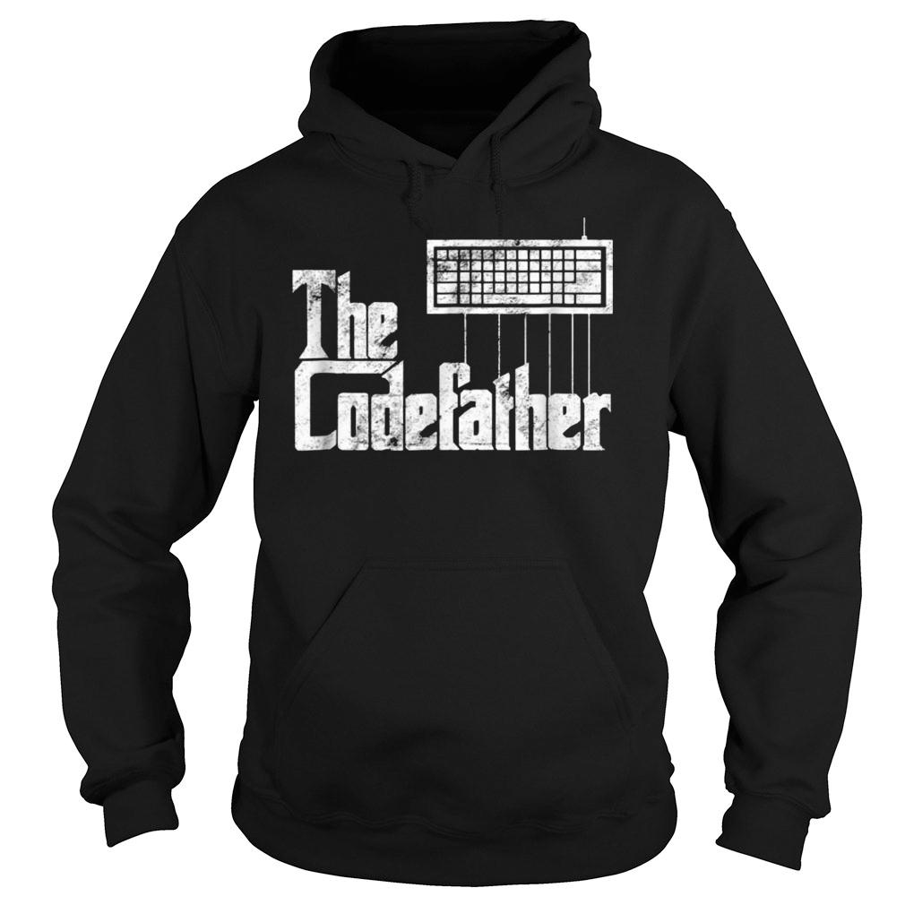 The Codefather t shirt hoodie
