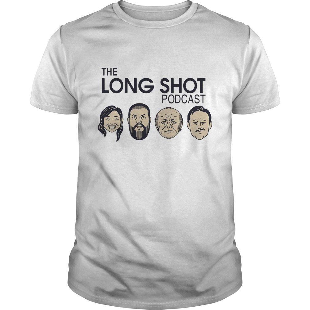 The Long Shot Podcast shirt