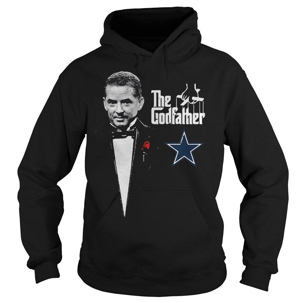 jason garrett the godfather dallas cowboys shirt hoodie